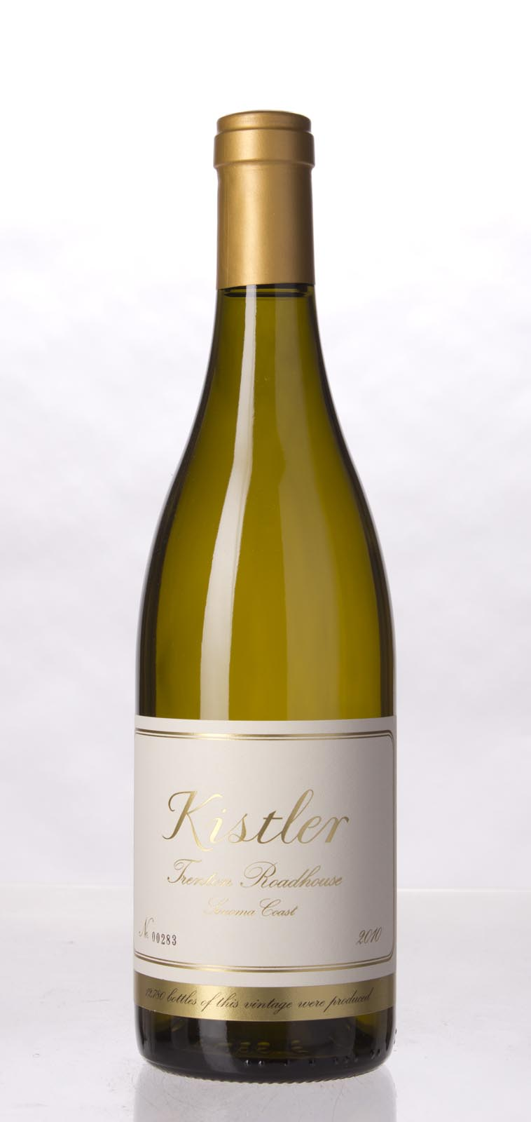 Kistler Chardonnay Trenton Road House 2010, 750mL (WA94, ST94) from The BPW - Merchants of rare and fine wines.