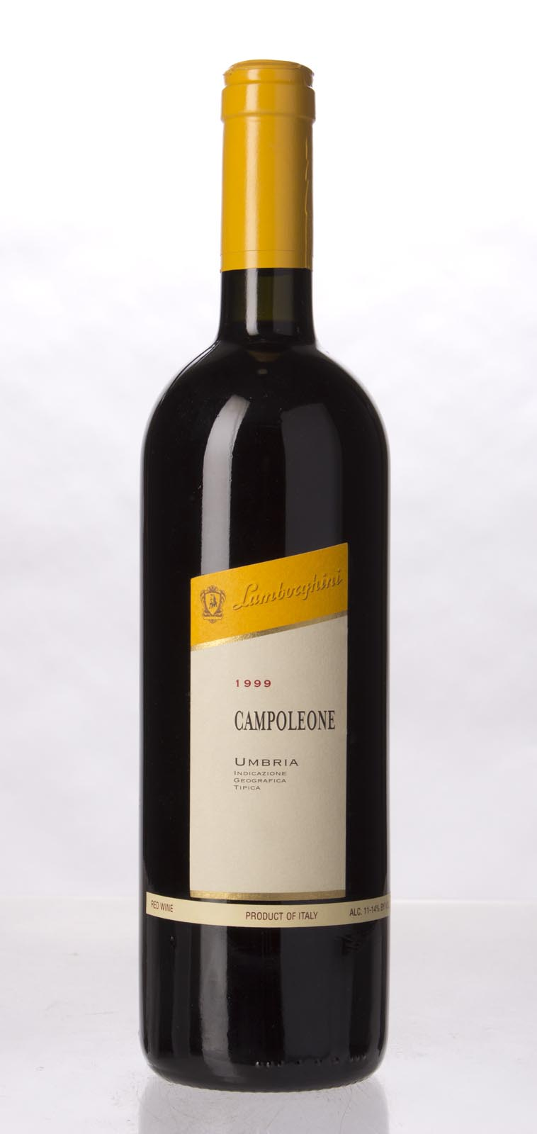 Lamborghini (La Fiorita) Campoleone 1999, 750mL (WA96) from The BPW - Merchants of rare and fine wines.