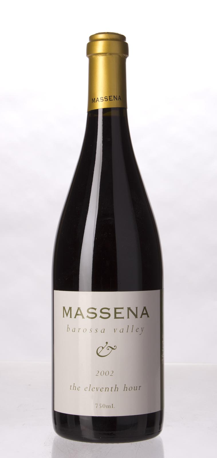 Massena Shiraz The 11th Hour 2002, 750mL (WA94-97) from The BPW - Merchants of rare and fine wines.