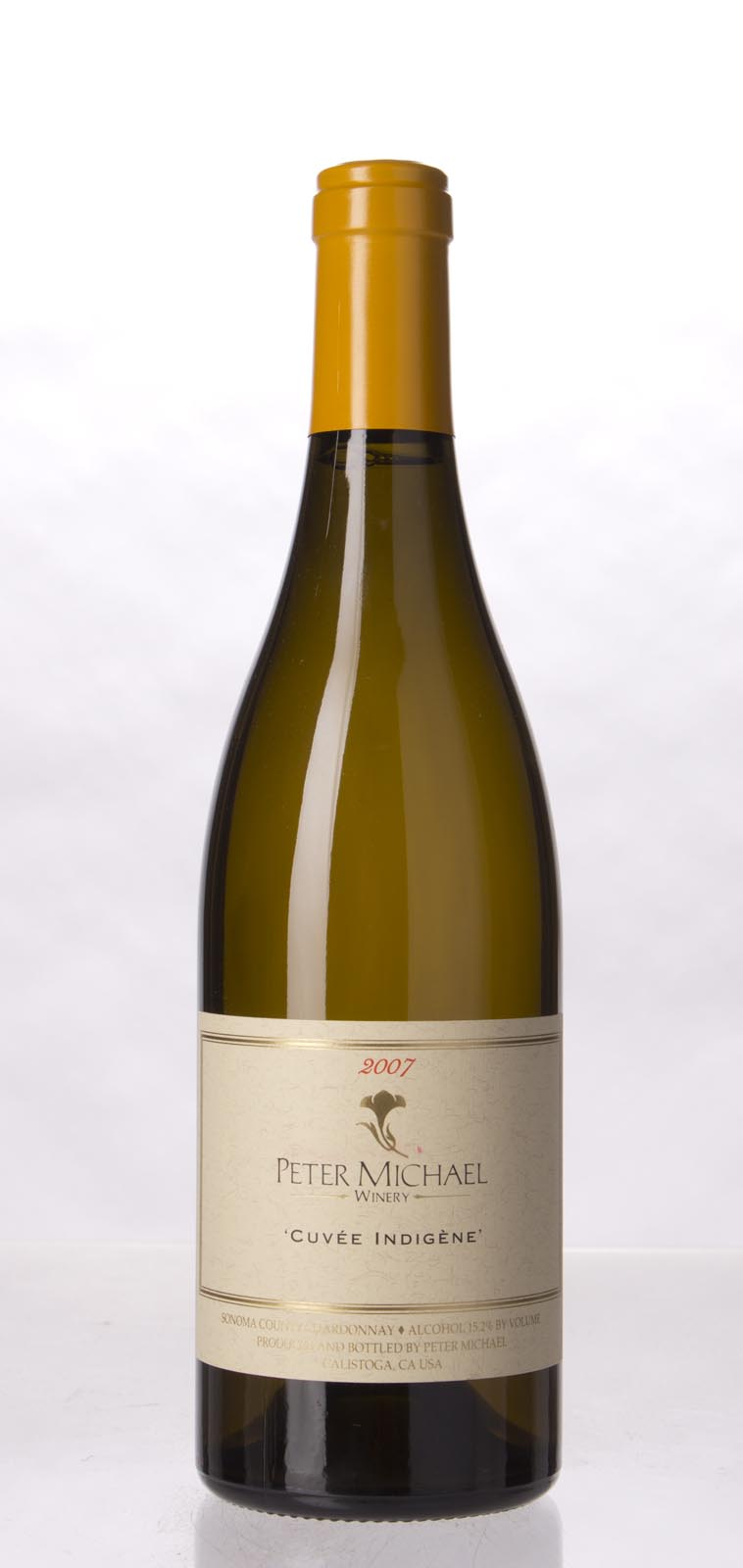 Peter Michael Winery Chardonnay Cuvee Indigene 2007, 750mL (WA98) from The BPW - Merchants of rare and fine wines.