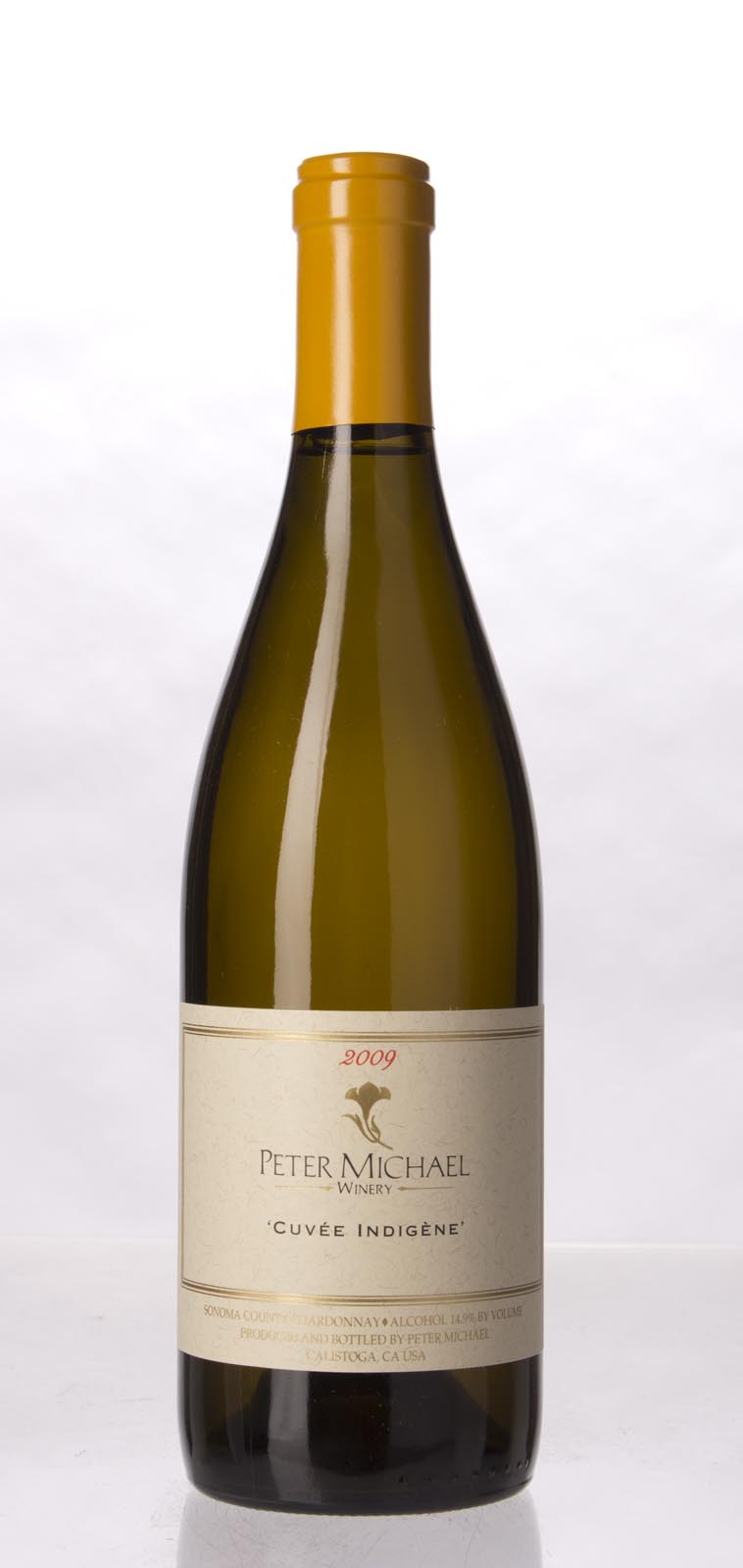 Peter Michael Winery Chardonnay Cuvee Indigene 2009, 750mL (WA95-97, ST95) from The BPW - Merchants of rare and fine wines.