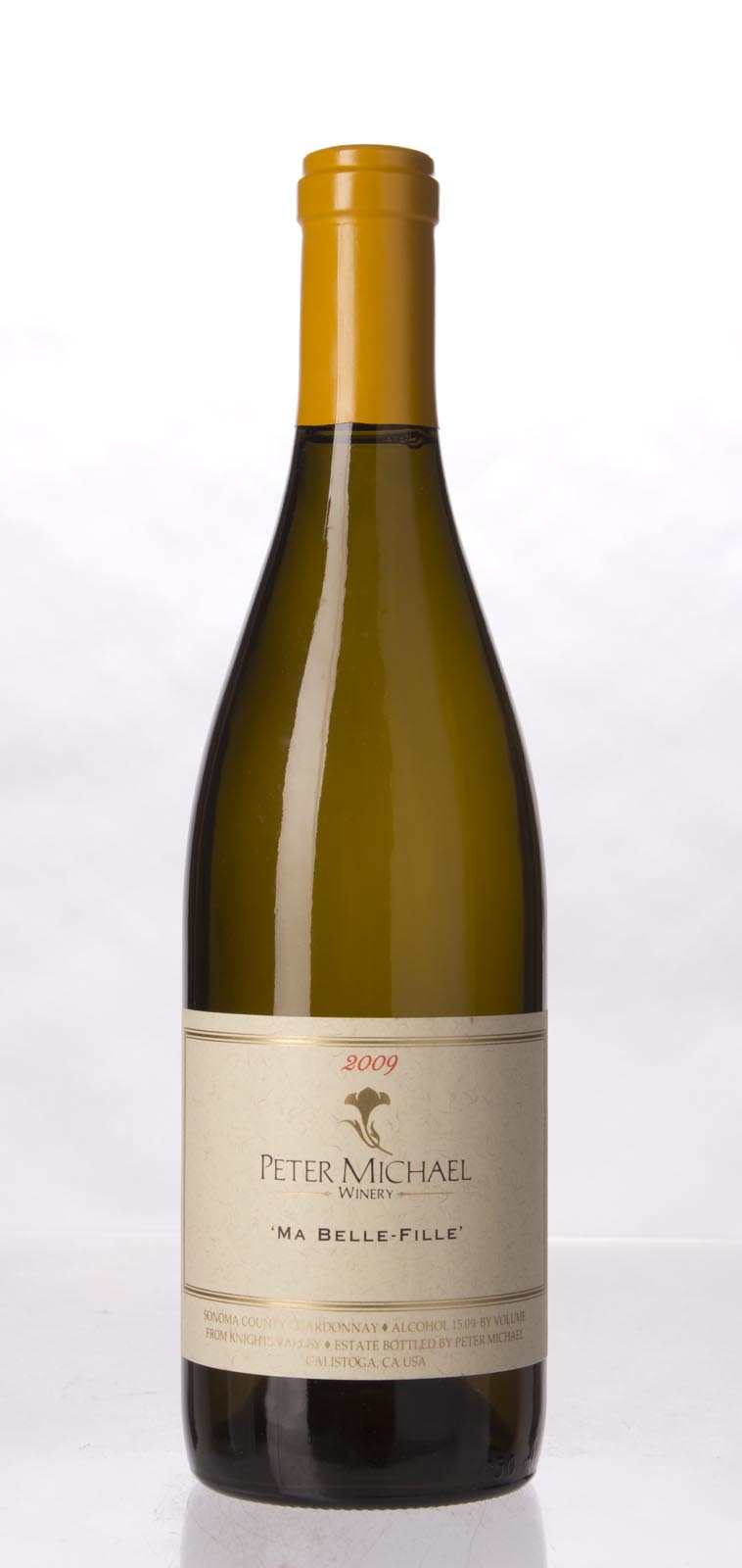 Peter Michael Winery Chardonnay Ma Belle Fille 2009, 750mL (WA93, ST95) from The BPW - Merchants of rare and fine wines.