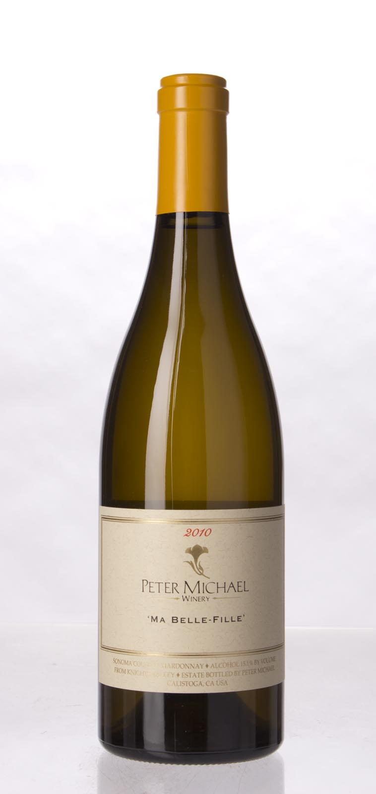 Peter Michael Winery Chardonnay Ma Belle Fille 2010, 750mL (WA92, ST94, WS92) from The BPW - Merchants of rare and fine wines.