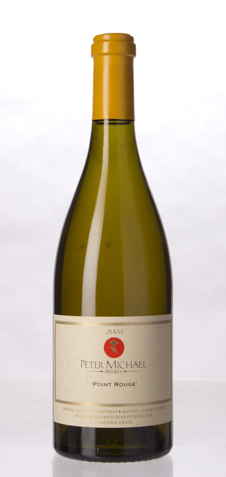 Peter Michael Winery Chardonnay Point Rouge 2005, 750mL (WA97) from The BPW - Merchants of rare and fine wines.