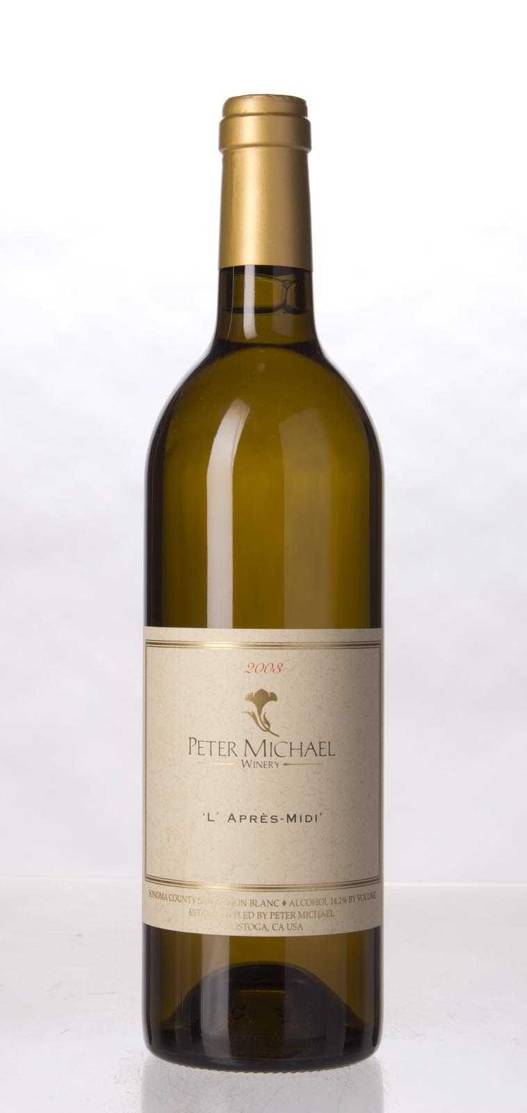 Peter Michael Winery Sauvignon Blanc l`Apres Midi 2003,  (ST93) from The BPW - Merchants of rare and fine wines.
