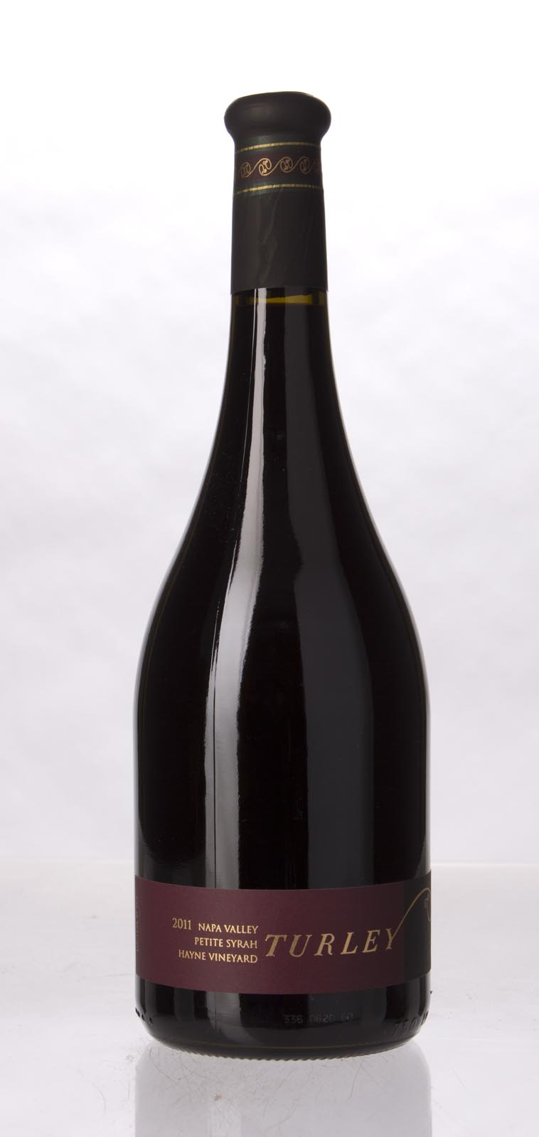 Turley Wine Cellars Petite Sirah Hayne Vineyard 2011,  (ST93+) from The BPW - Merchants of rare and fine wines.