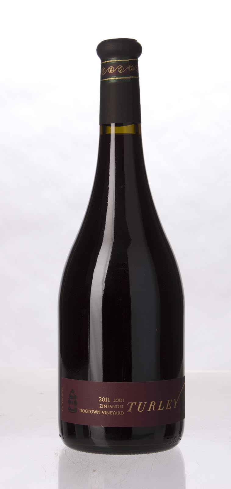 Turley Wine Cellars Zinfandel Dogtown Vineyard 2011, 750mL (ST92+) from The BPW - Merchants of rare and fine wines.