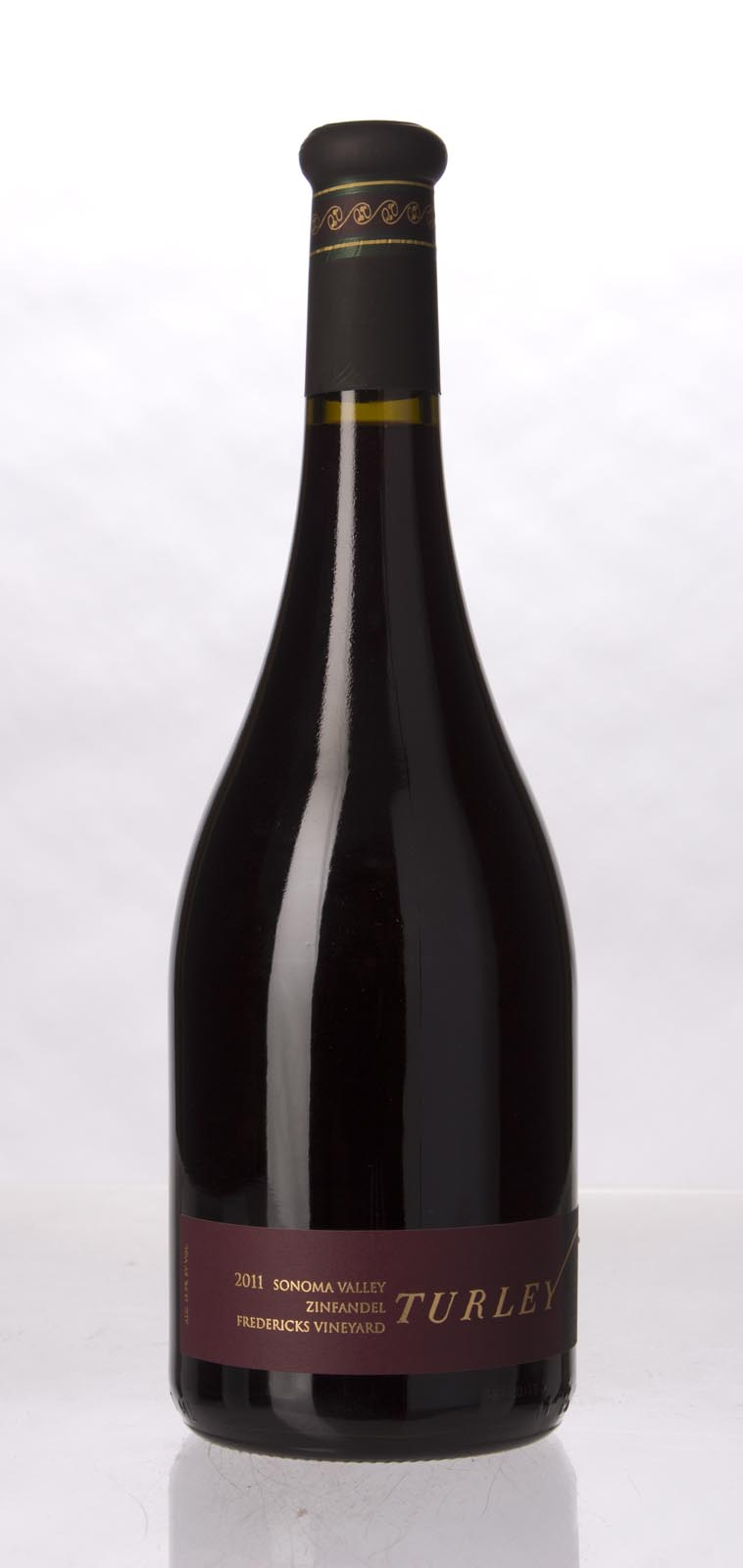 Turley Wine Cellars Zinfandel Fredericks Vineyard 2011, 750mL (ST92+) from The BPW - Merchants of rare and fine wines.