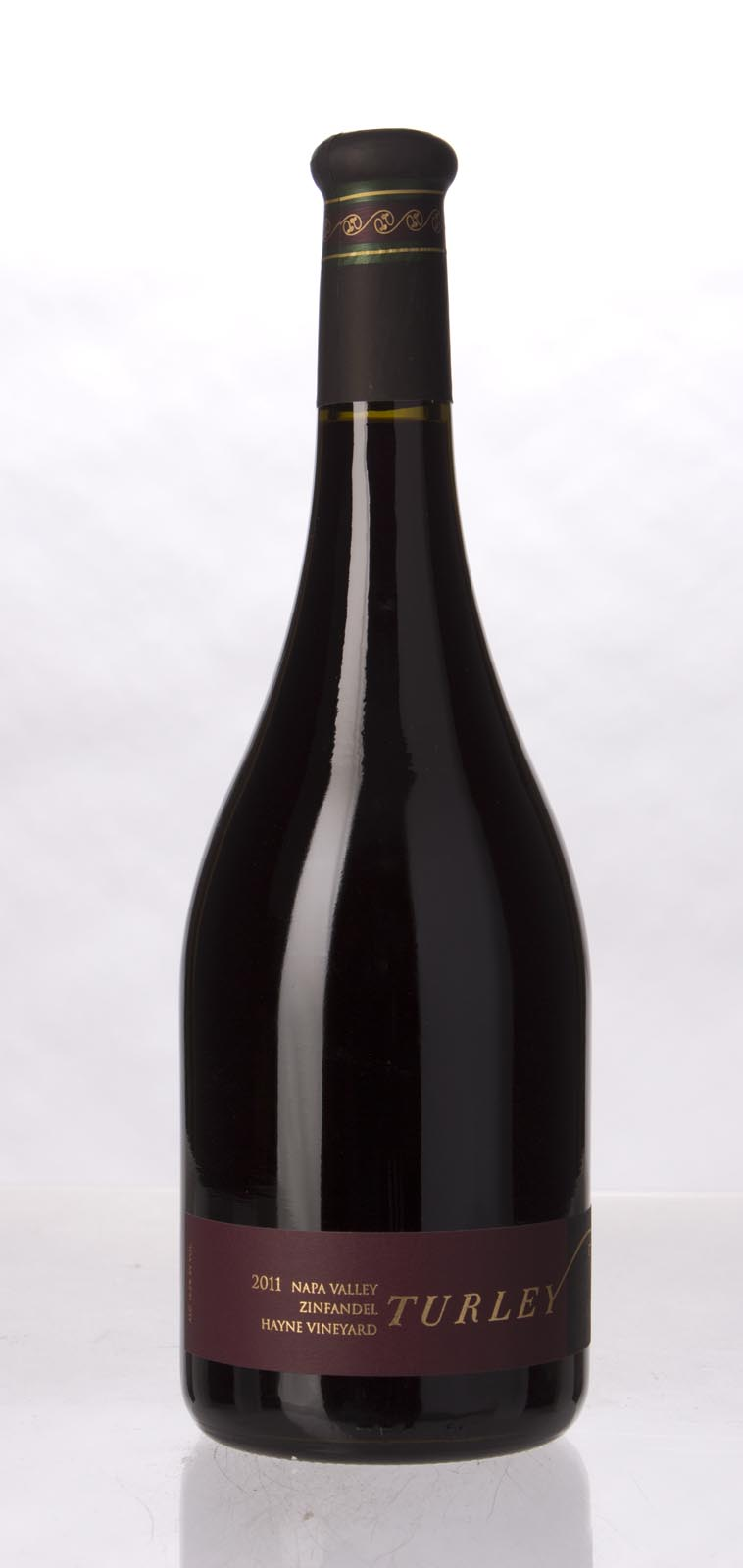 Turley Wine Cellars Zinfandel Hayne Vineyard 2011, 750mL (WA93-95, ST94-95) from The BPW - Merchants of rare and fine wines.
