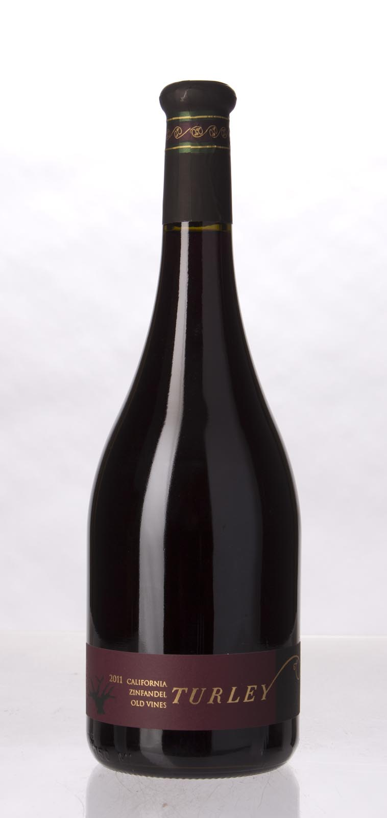 Turley Wine Cellars Zinfandel Old Vines 2011, 750mL (ST91) from The BPW - Merchants of rare and fine wines.