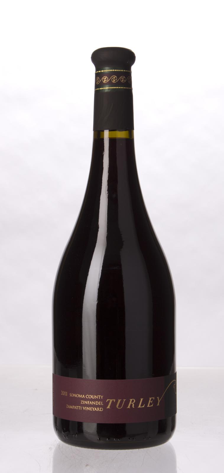 Turley Wine Cellars Zinfandel Zampatti Vineyard 2011, 750mL (WA91-93) from The BPW - Merchants of rare and fine wines.