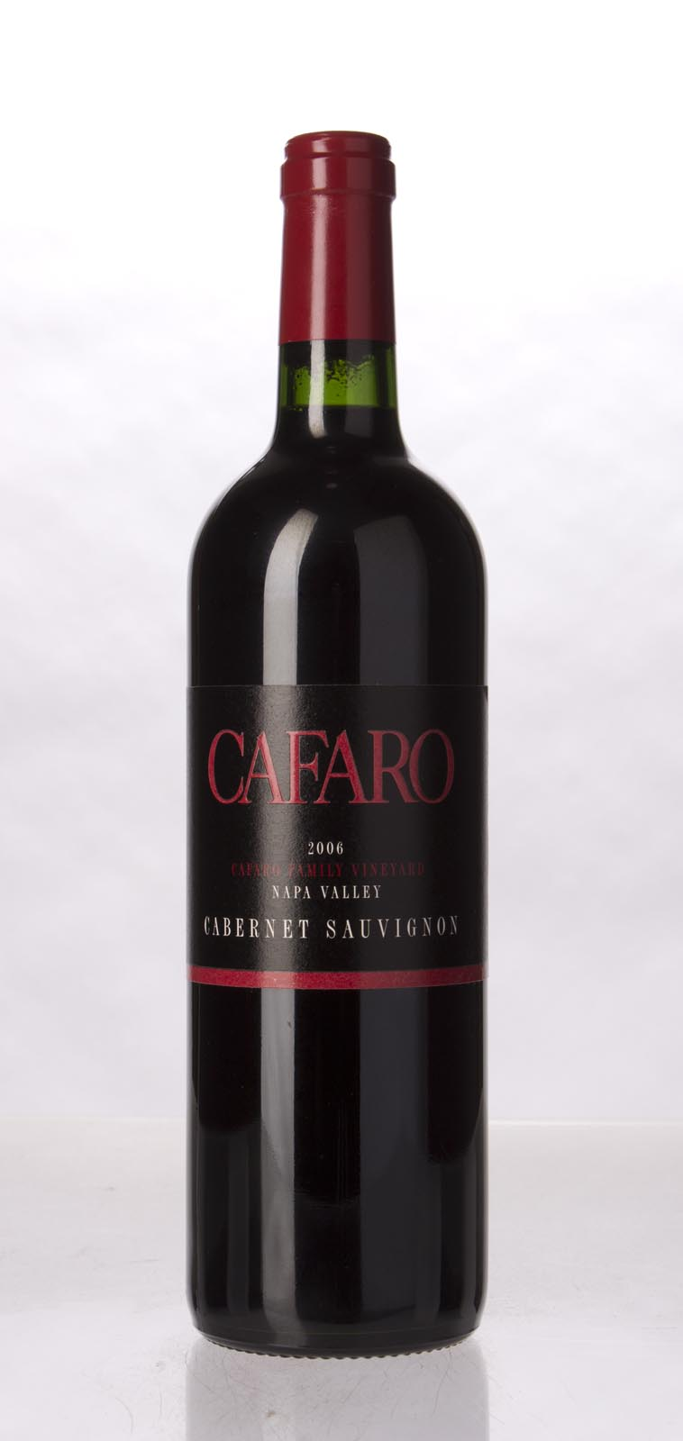 Cafaro Cabernet Sauvignon 2006, 750mL () from The BPW - Merchants of rare and fine wines.