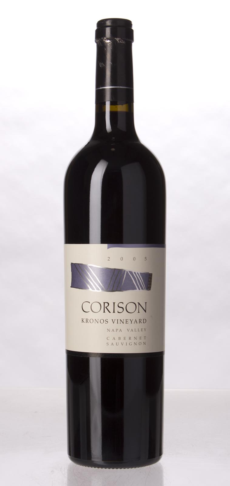 Corison Cabernet Sauvignon Kronos Vineyard 2005, 750mL (ST92+) from The BPW - Merchants of rare and fine wines.