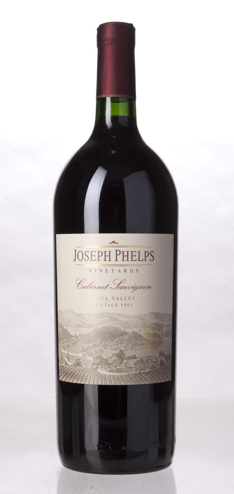 Joseph Phelps Cabernet Sauvignon Napa Valley 1994, 1.5L (WA89) from The BPW - Merchants of rare and fine wines.