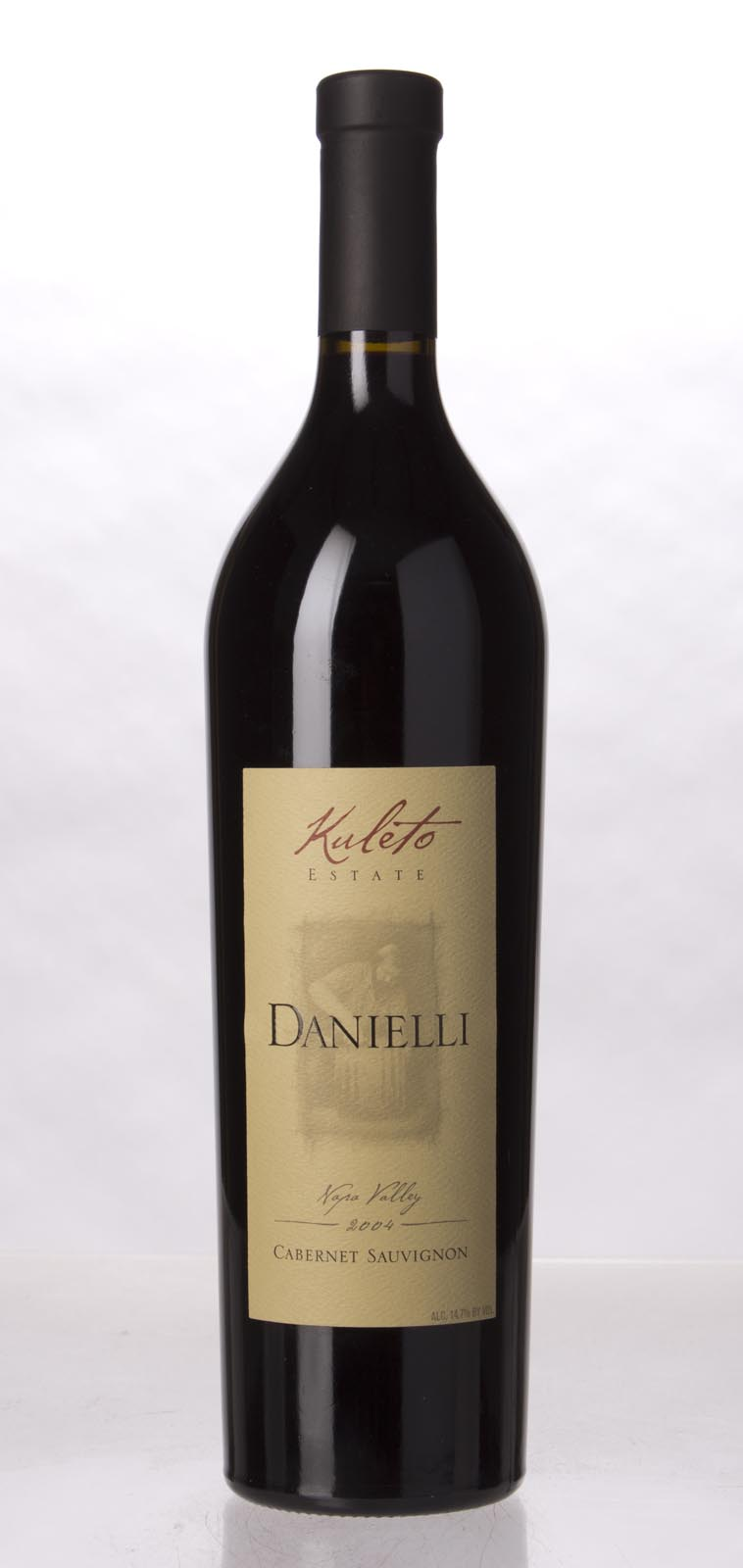 Kuleto Estate Cabernet Sauvignon Danielli 2004, 750mL (WS91) from The BPW - Merchants of rare and fine wines.
