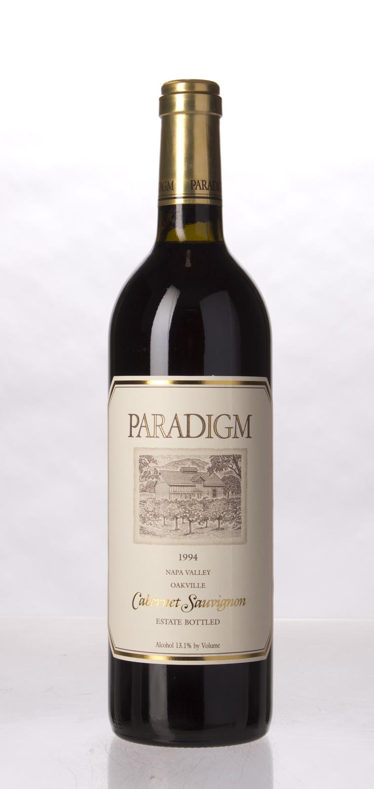 Paradigm Cabernet Sauvignon Oakville Estate 1994,  (WS92) from The BPW - Merchants of rare and fine wines.