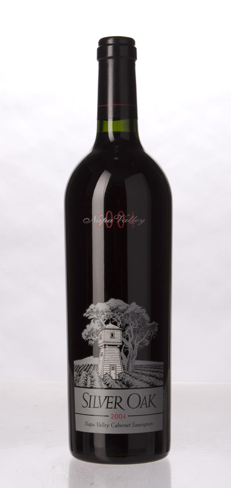 Silver Oak Cabernet Sauvignon Napa Valley 2004, 750mL (ST90) from The BPW - Merchants of rare and fine wines.