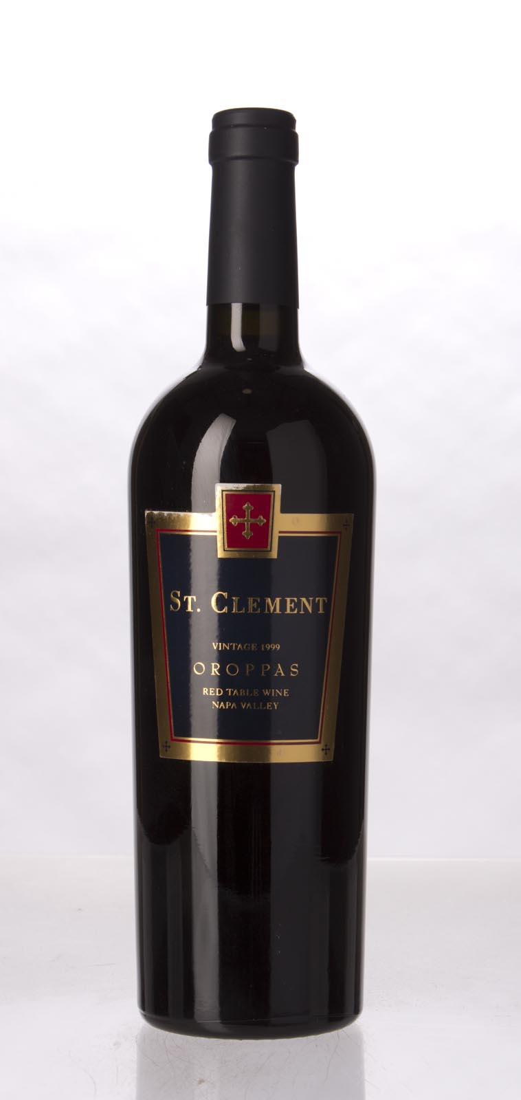 St. Clement Proprietary Red Oroppas 1999, 750mL () from The BPW - Merchants of rare and fine wines.