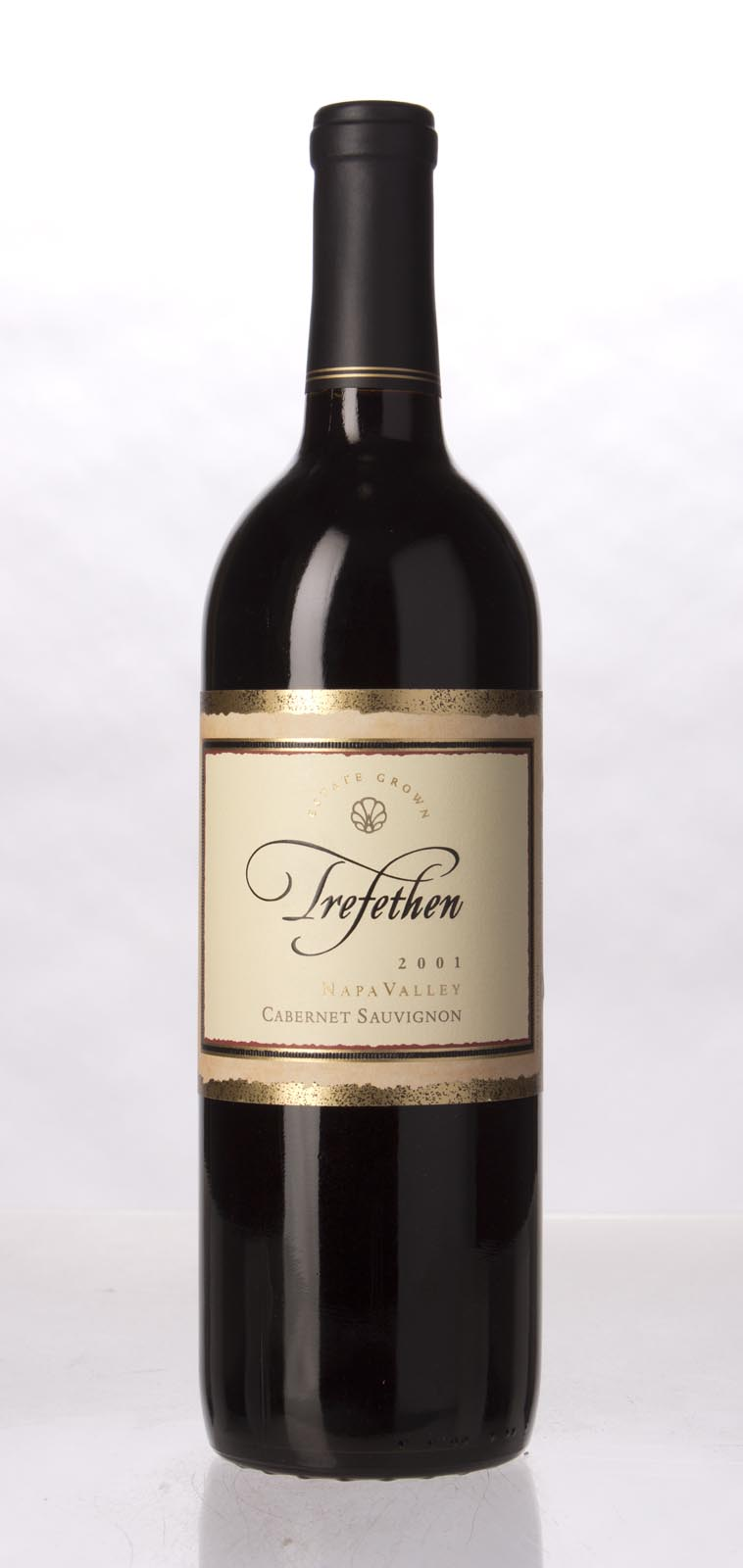 Trefethen Cabernet Sauvignon 2001, 750mL () from The BPW - Merchants of rare and fine wines.