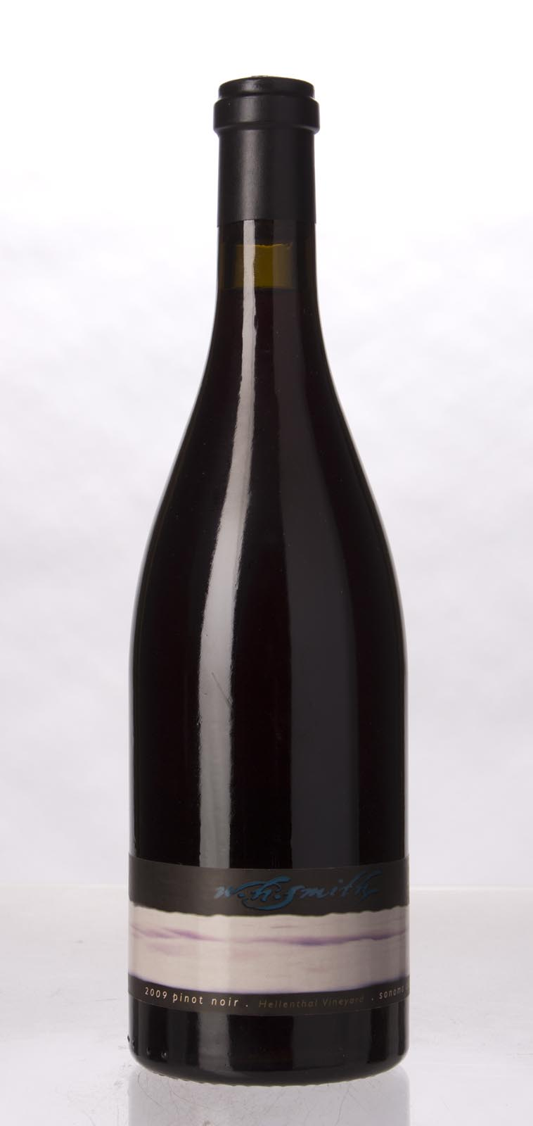 W.H. Smith Wines Pinot Noir Hellenthal Vineyard 2009, 750mL () from The BPW - Merchants of rare and fine wines.