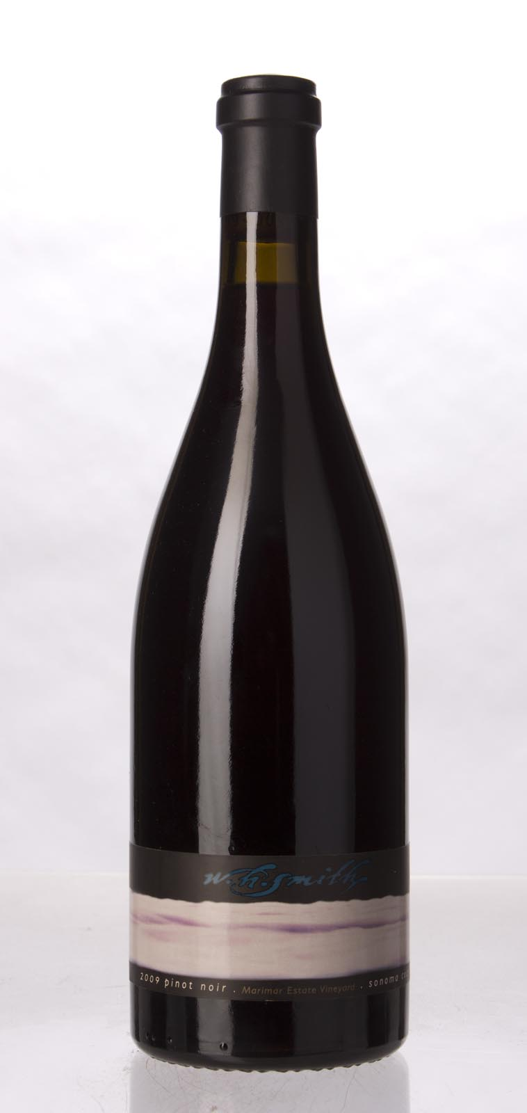 W.H. Smith Wines Pinot Noir Marimar Estate Vineyard 2009, 750mL () from The BPW - Merchants of rare and fine wines.