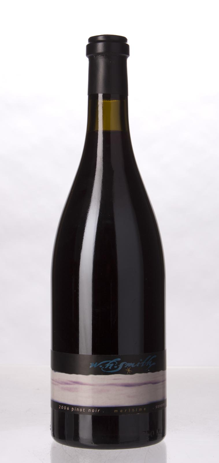 W.H. Smith Wines Pinot Noir Maritime Vineyard 2006, 750mL () from The BPW - Merchants of rare and fine wines.