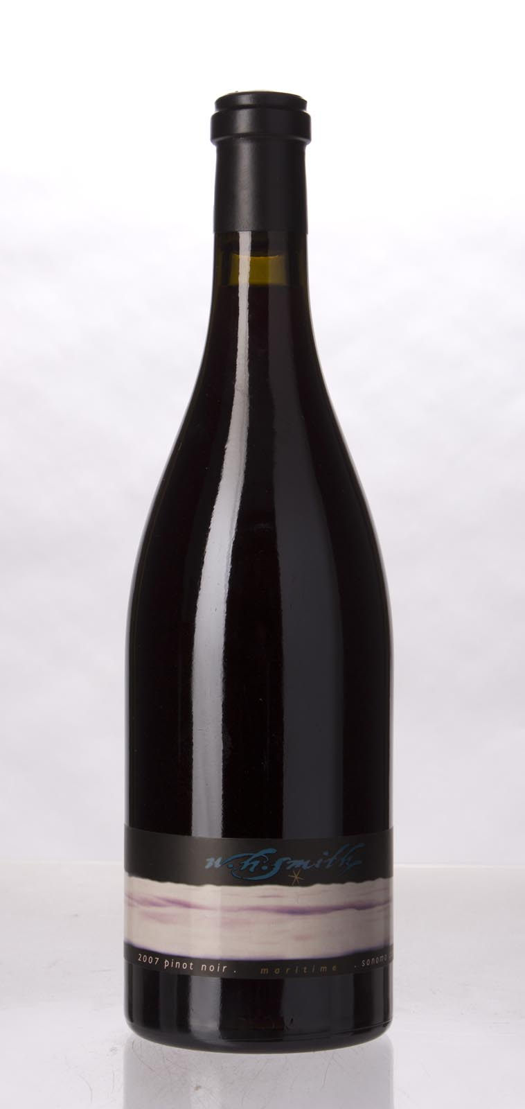 W.H. Smith Wines Pinot Noir Maritime Vineyard 2007, 750mL () from The BPW - Merchants of rare and fine wines.