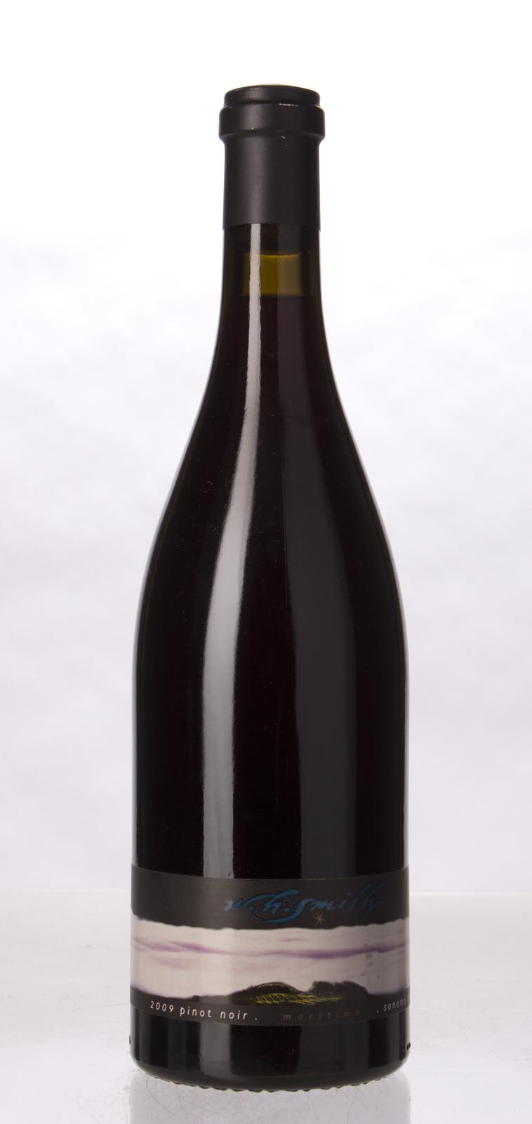 W.H. Smith Wines Pinot Noir Maritime Vineyard 2009, 750mL () from The BPW - Merchants of rare and fine wines.