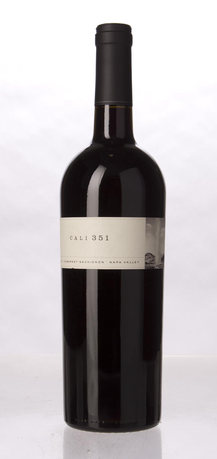 Cali 351 Cabernet Sauvignon Napa Valley 2006, 750mL () from The BPW - Merchants of rare and fine wines.