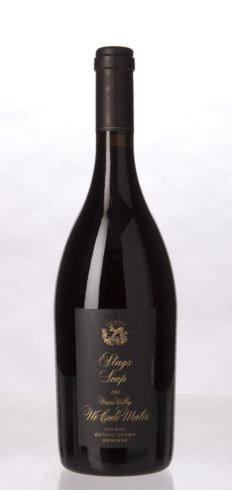 Stag`s Leap Winery Petite Sirah Ne Cede Malis 1997, 750mL () from The BPW - Merchants of rare and fine wines.
