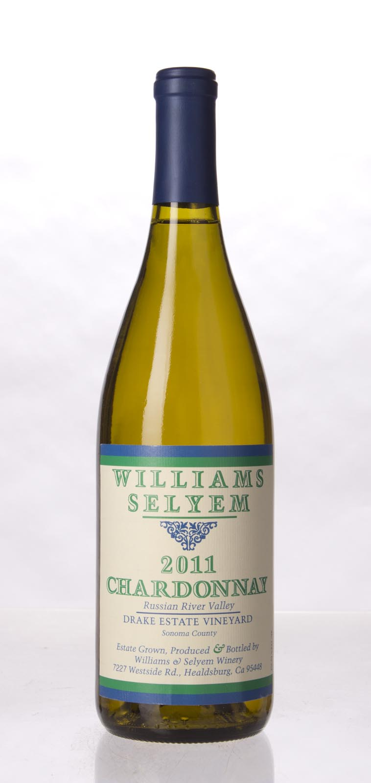 Williams Selyem Chardonnay Drake Estate 2011, 750mL (ST91) from The BPW - Merchants of rare and fine wines.