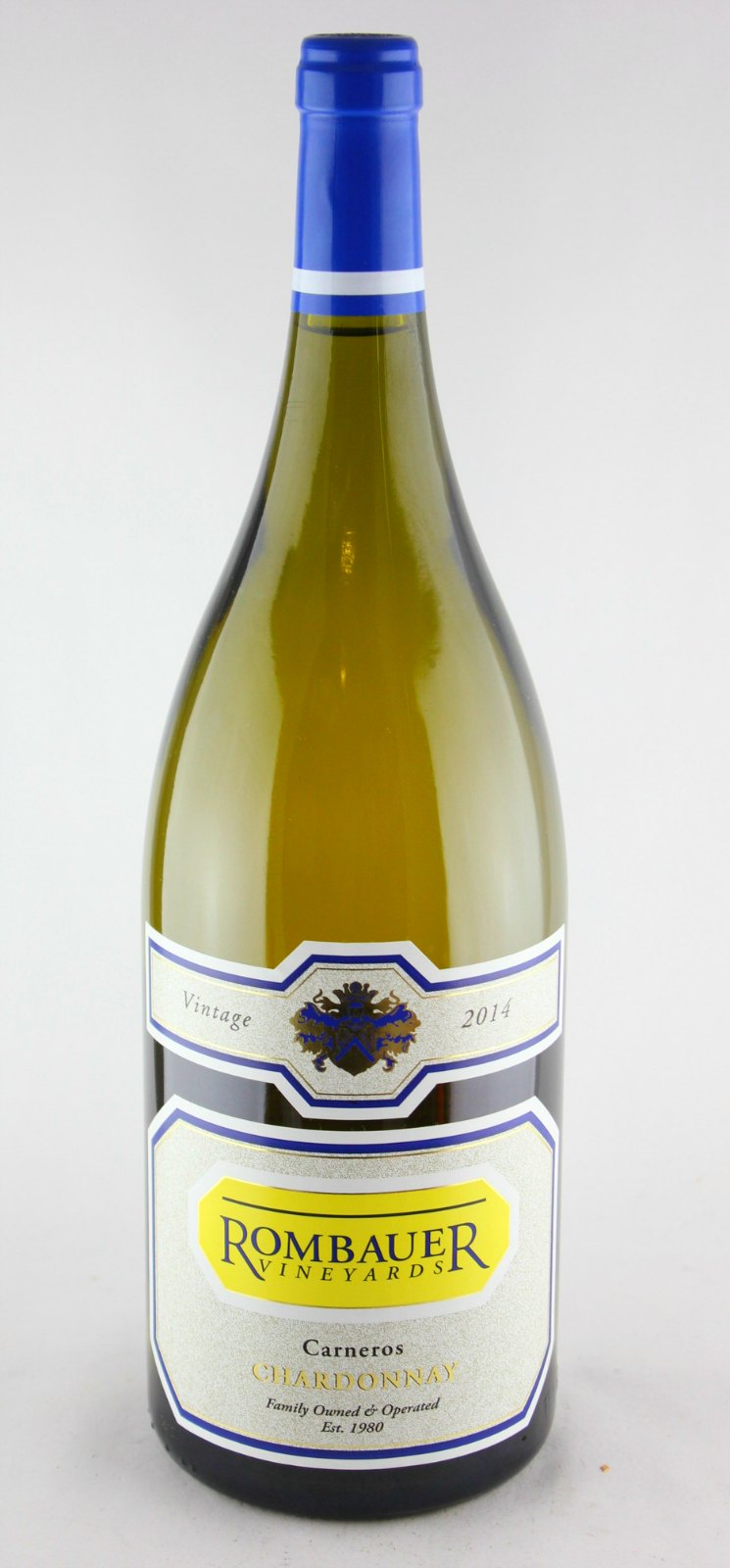 Rombauer Chardonnay Carneros 2014,  () from The BPW - Merchants of rare and fine wines.
