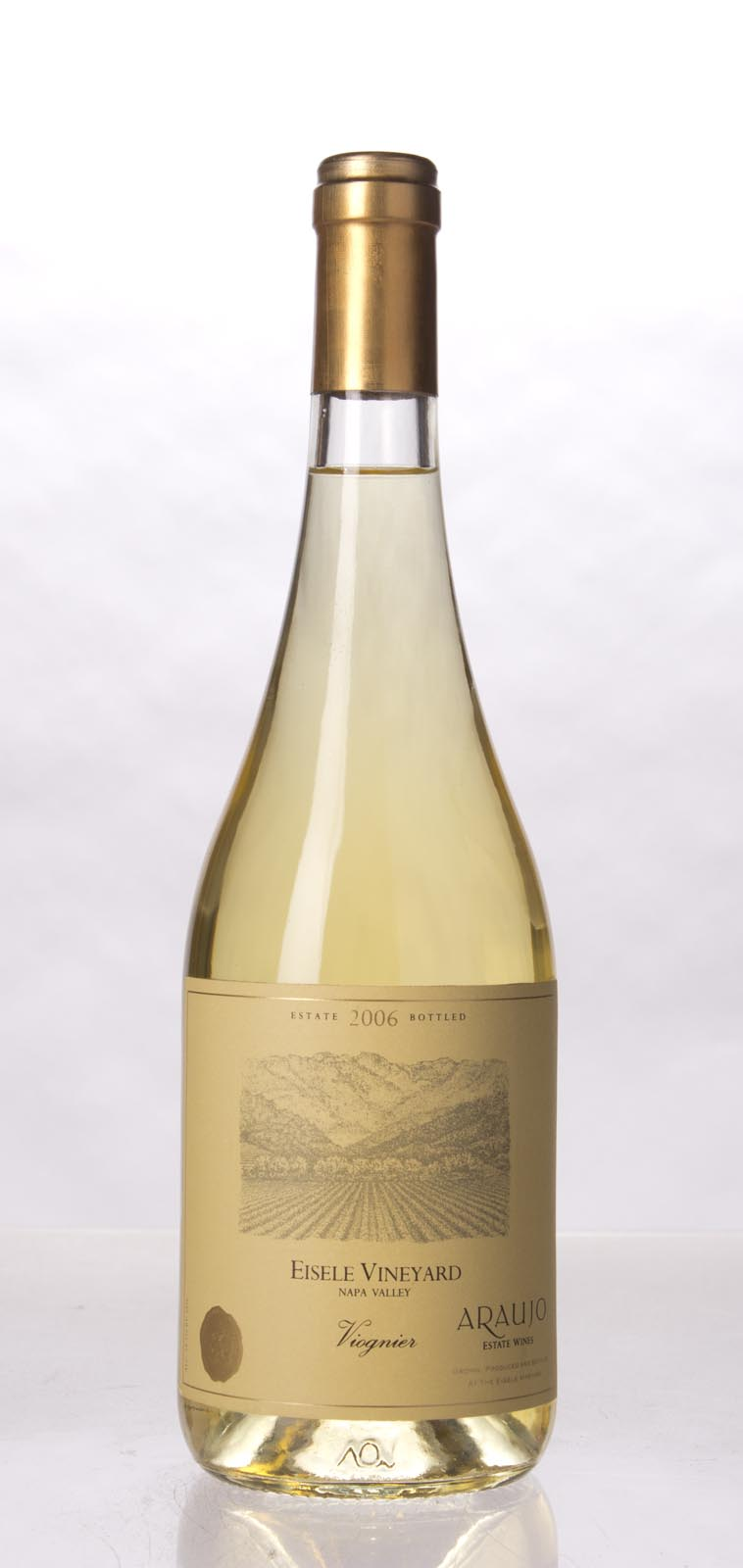 Araujo Estate Viognier Eisele Vineyard 2006, 750mL () from The BPW - Merchants of rare and fine wines.