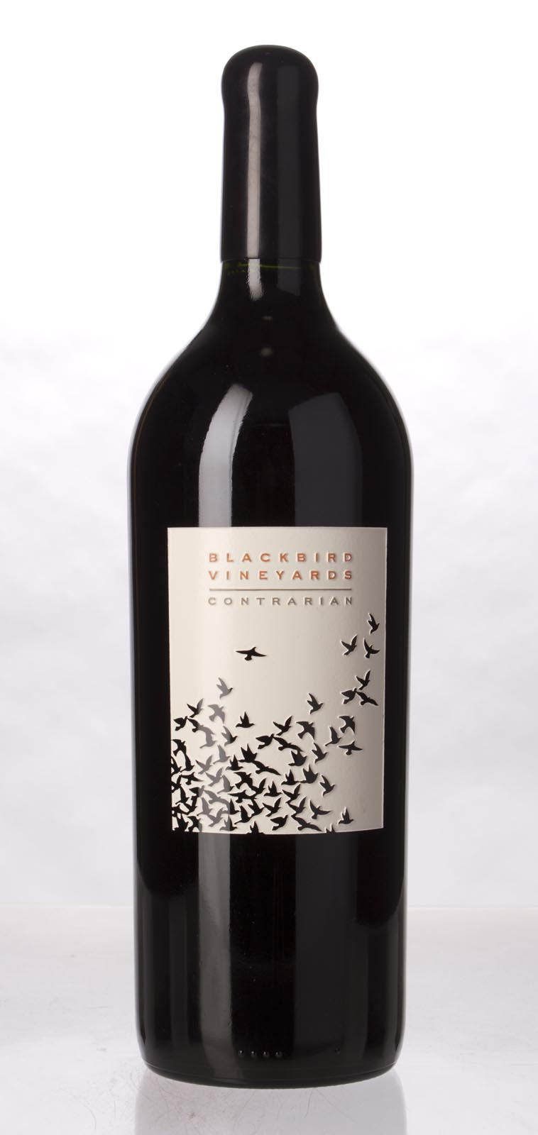 Blackbird Vineyards Proprietary Red Contrarian 2007, 1.5L (WA94) from The BPW - Merchants of rare and fine wines.