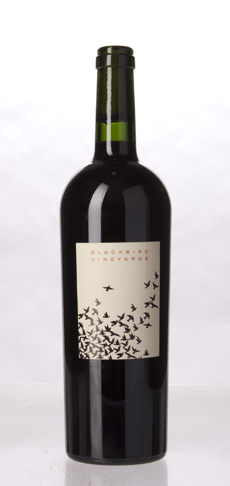 Blackbird Vineyards Proprietary Red Illustration 2005, 750mL () from The BPW - Merchants of rare and fine wines.