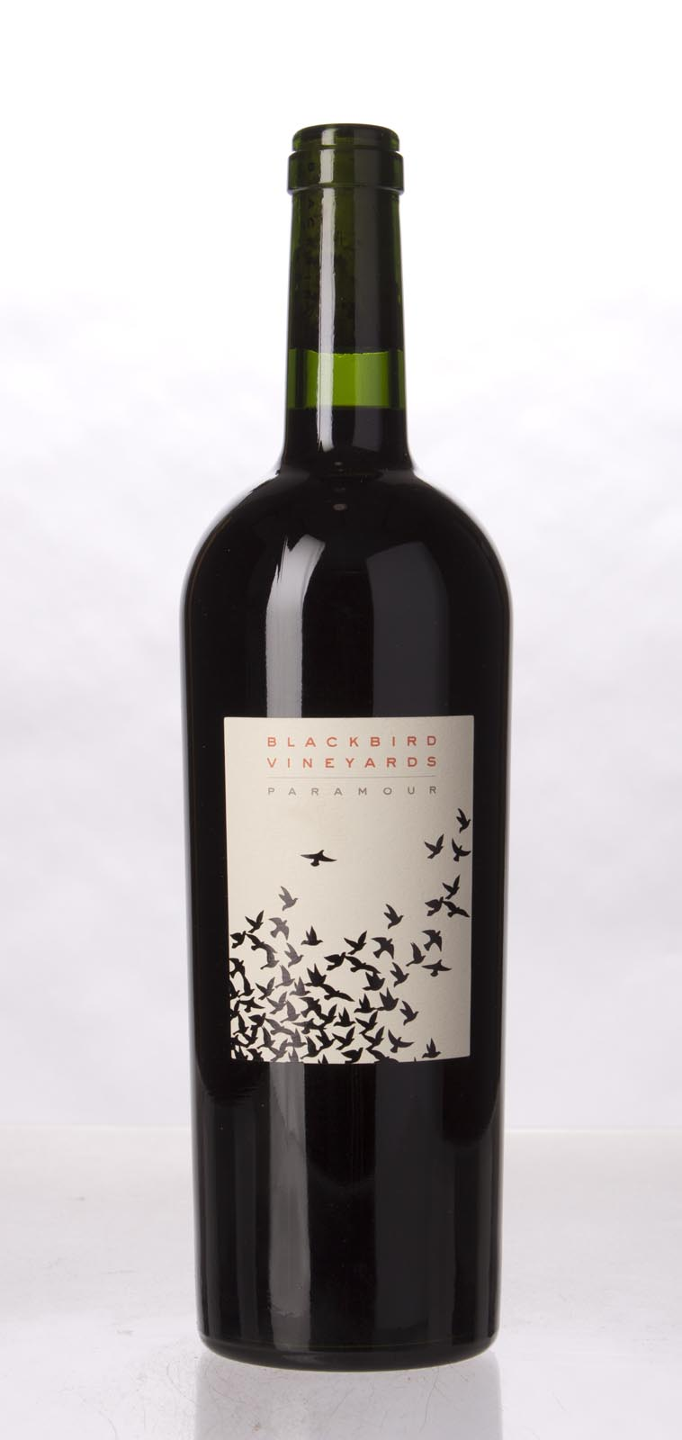 Blackbird Vineyards Proprietary Red Paramour 2007, 750mL (JS93, WA93+) from The BPW - Merchants of rare and fine wines.
