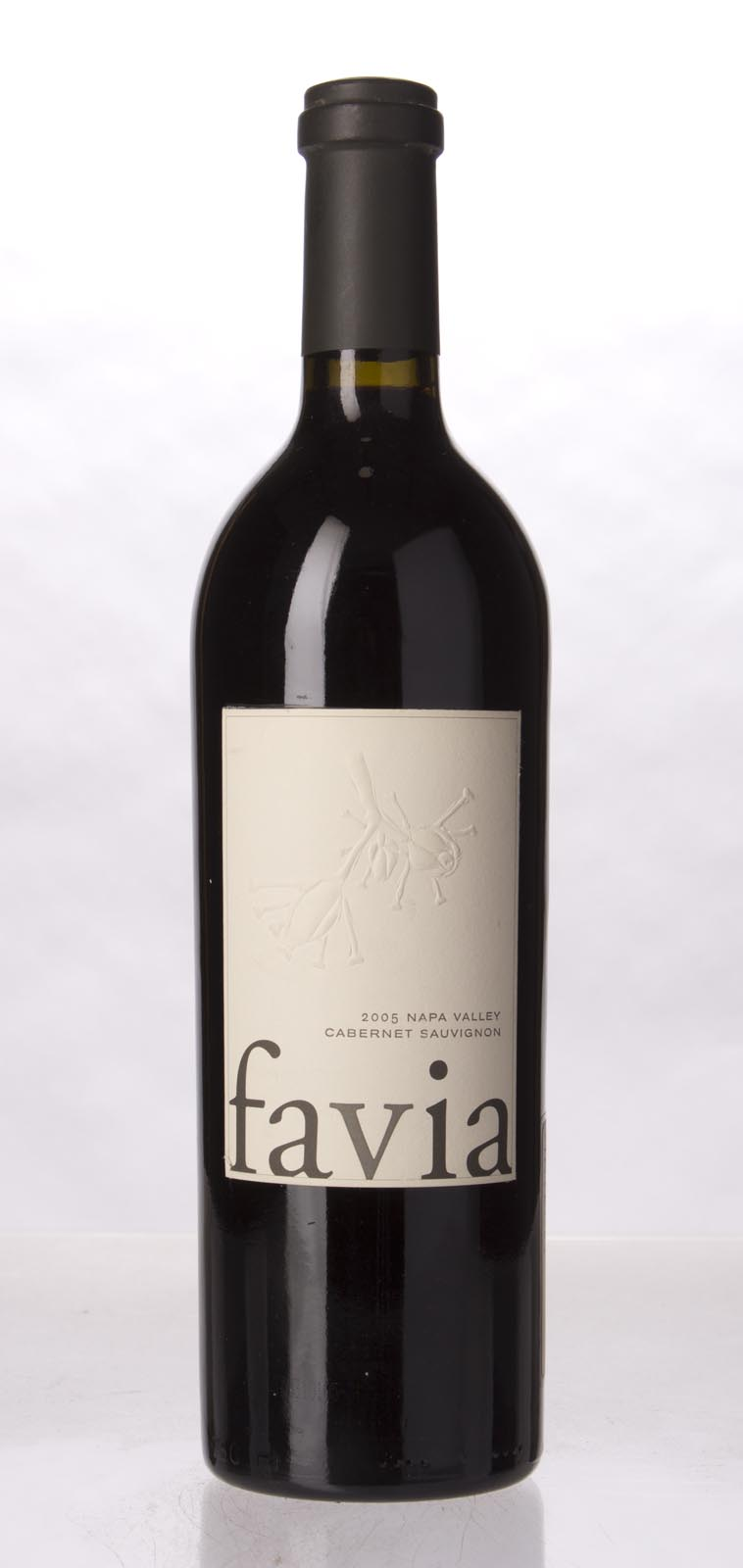 Favia Cabernet Sauvignon Napa Valley 2005,  () from The BPW - Merchants of rare and fine wines.