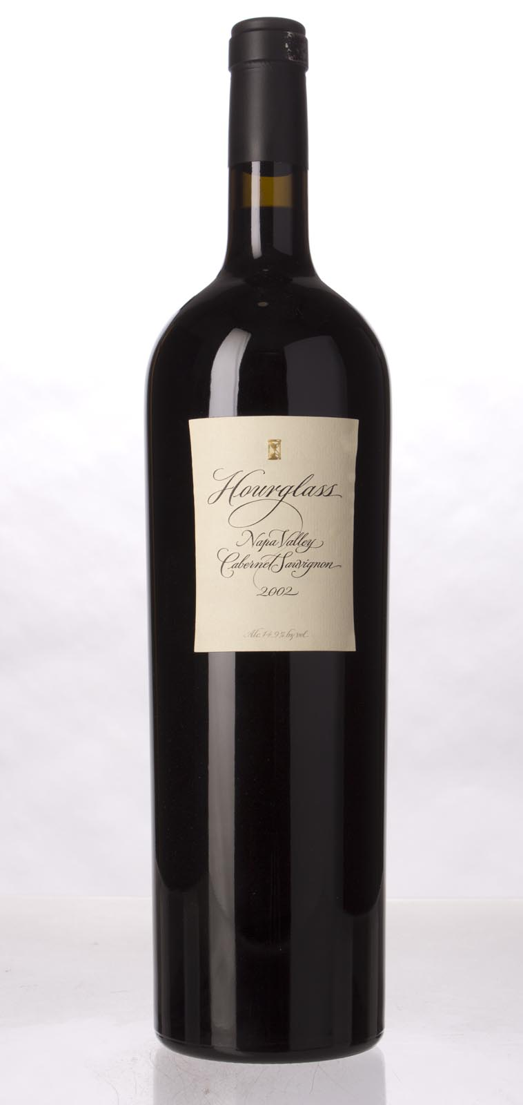 Hourglass Cabernet Sauvignon Napa Valley 2002, 1.5L (WA98) from The BPW - Merchants of rare and fine wines.
