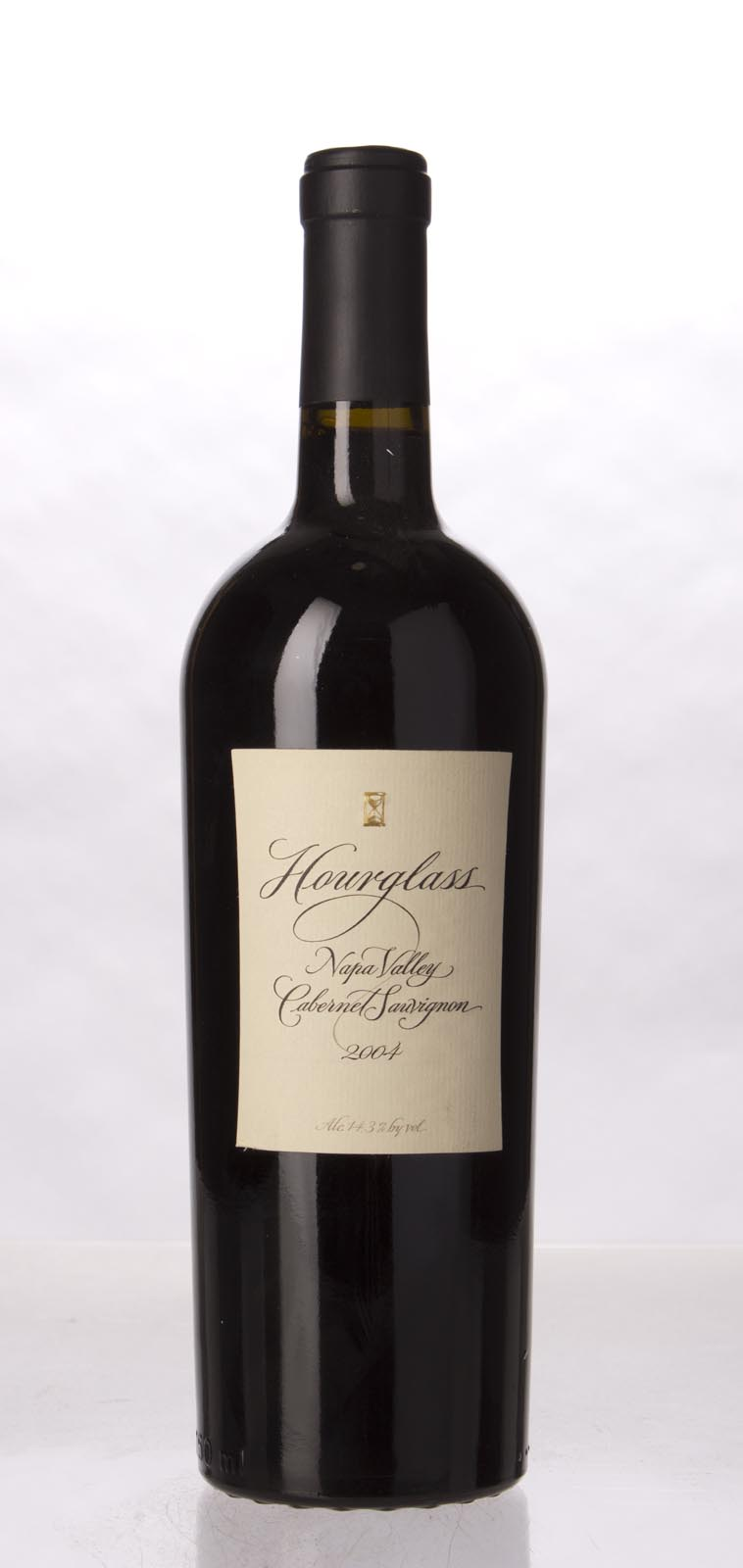 Hourglass Cabernet Sauvignon Napa Valley 2004, 750mL (WA94, ST94) from The BPW - Merchants of rare and fine wines.