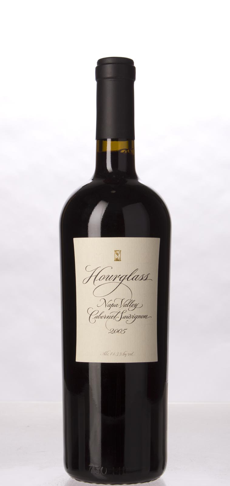 Hourglass Cabernet Sauvignon Napa Valley 2005, 750mL (WA93) from The BPW - Merchants of rare and fine wines.