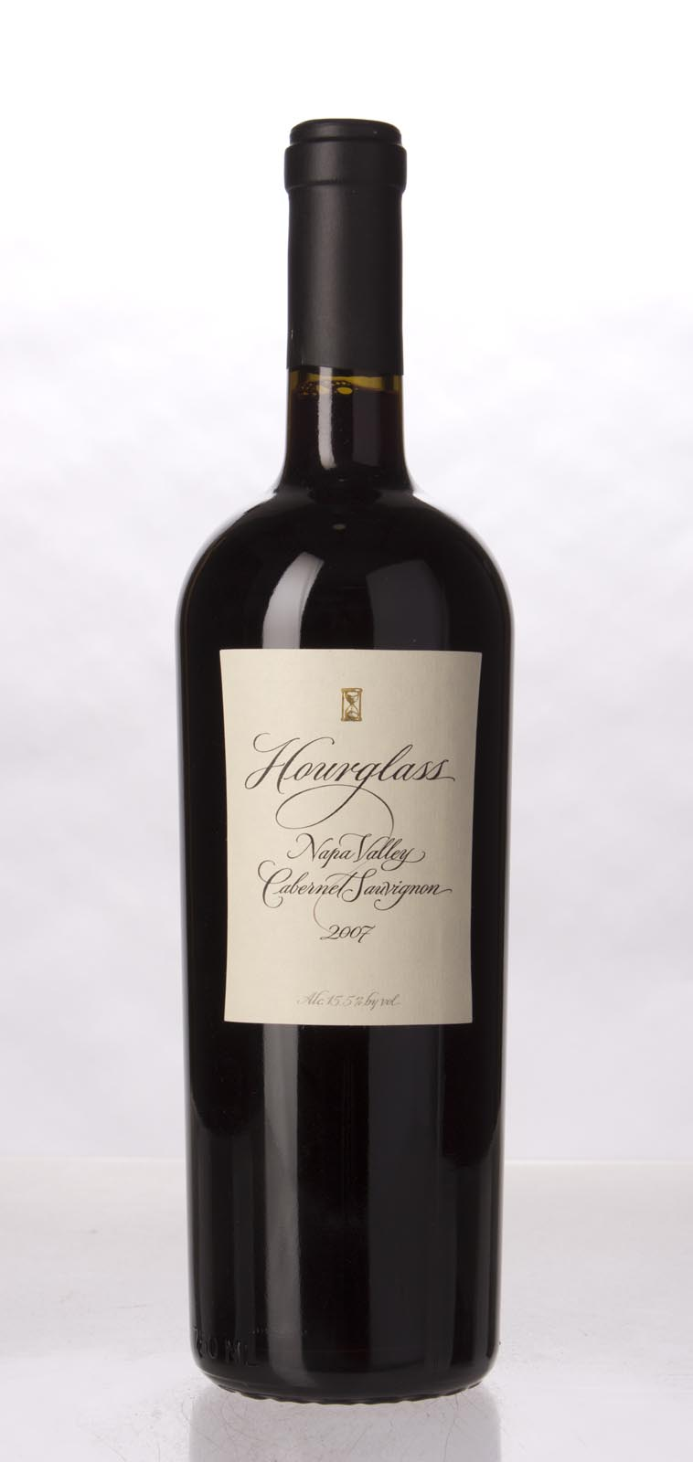 Hourglass Cabernet Sauvignon Napa Valley 2007, 750mL (WA95) from The BPW - Merchants of rare and fine wines.