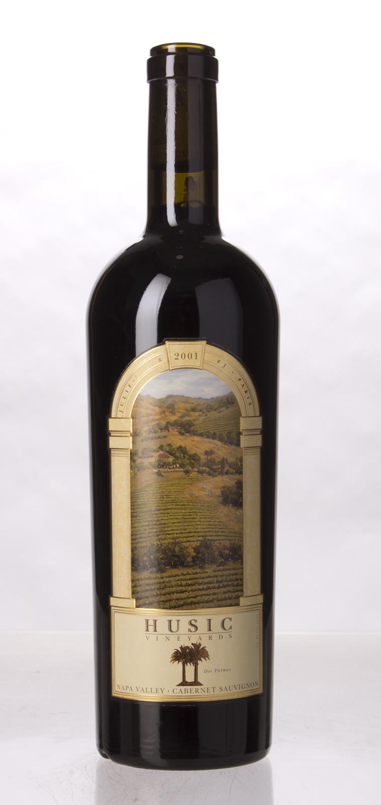 Husic Cabernet Sauvignon Napa Valley 2001, 750mL () from The BPW - Merchants of rare and fine wines.