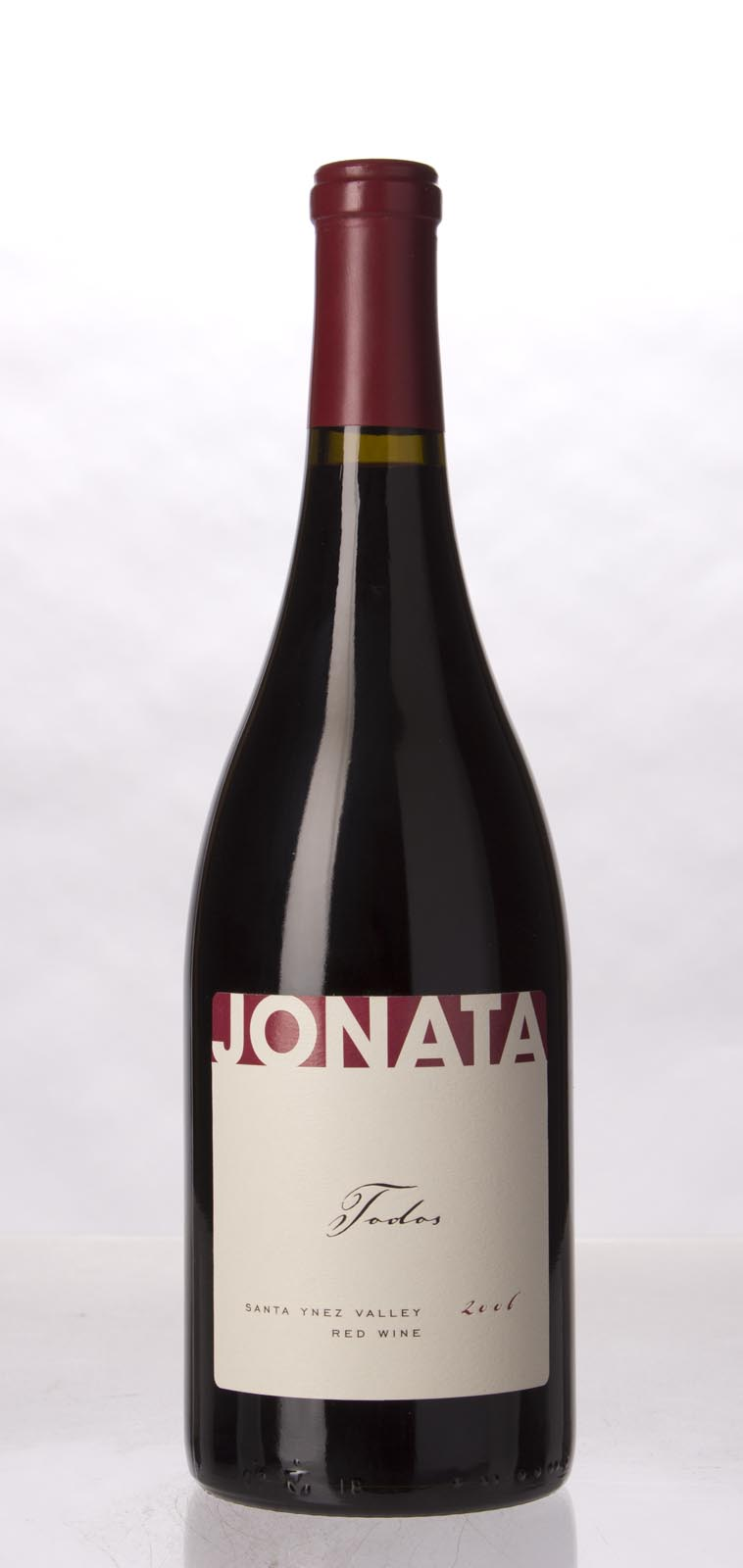 Jonata Proprietary Red Todos 2006, 750mL (ST90) from The BPW - Merchants of rare and fine wines.