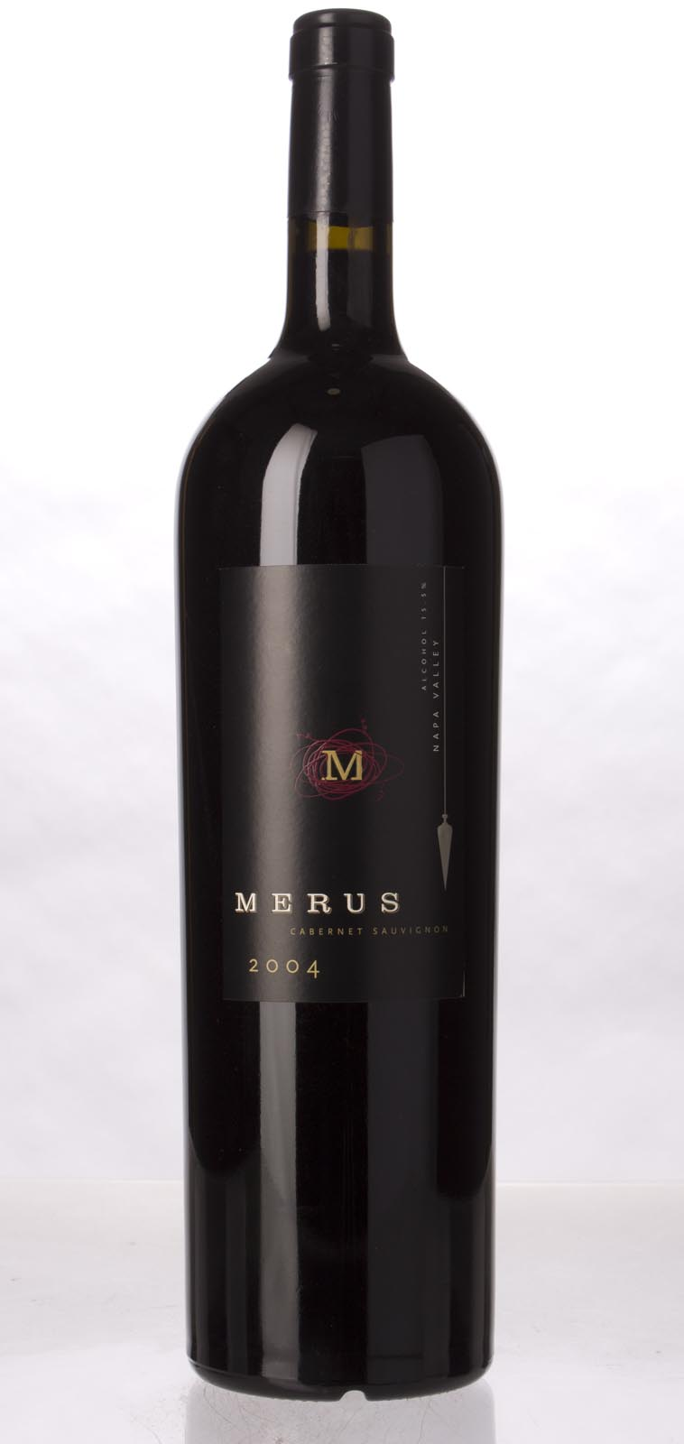 Merus Cabernet Sauvignon Napa Valley 2004, 1.5L (WA94, WS96) from The BPW - Merchants of rare and fine wines.