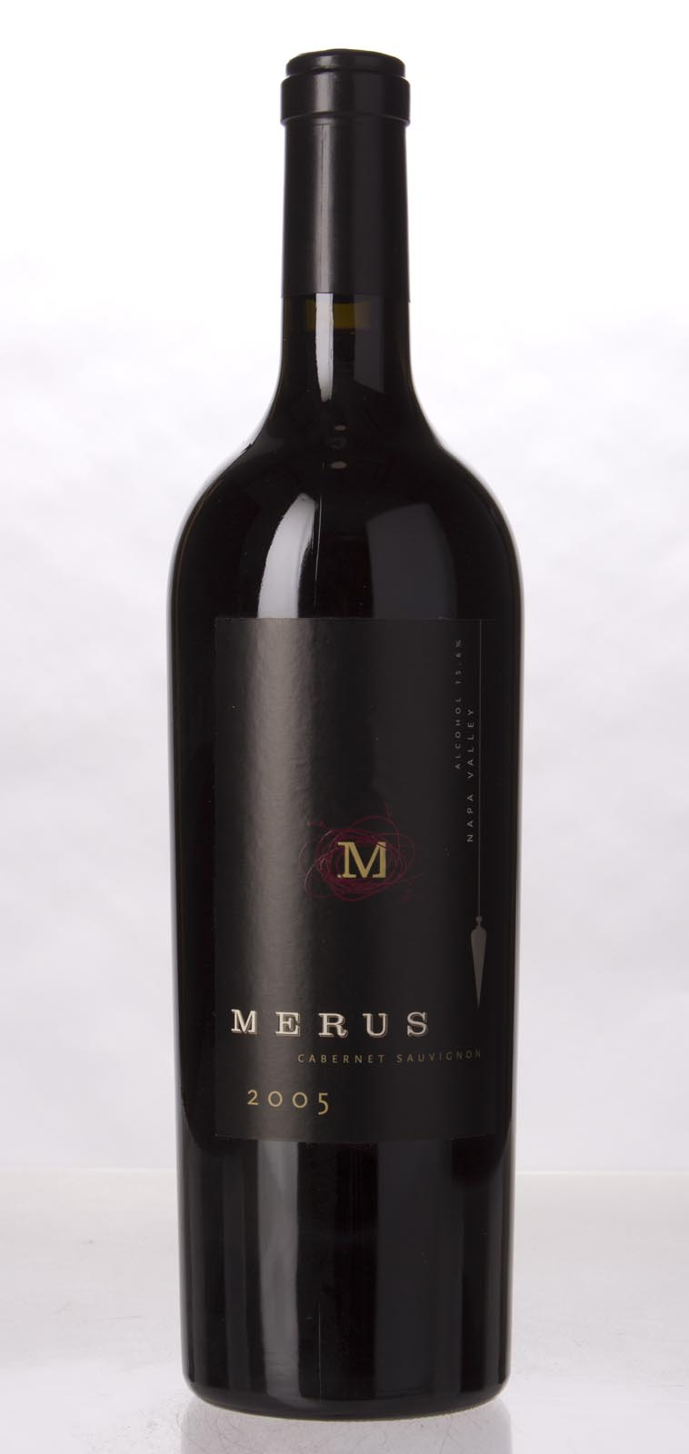 Merus Cabernet Sauvignon Napa Valley 2005, 750mL (WA96, WS96) from The BPW - Merchants of rare and fine wines.