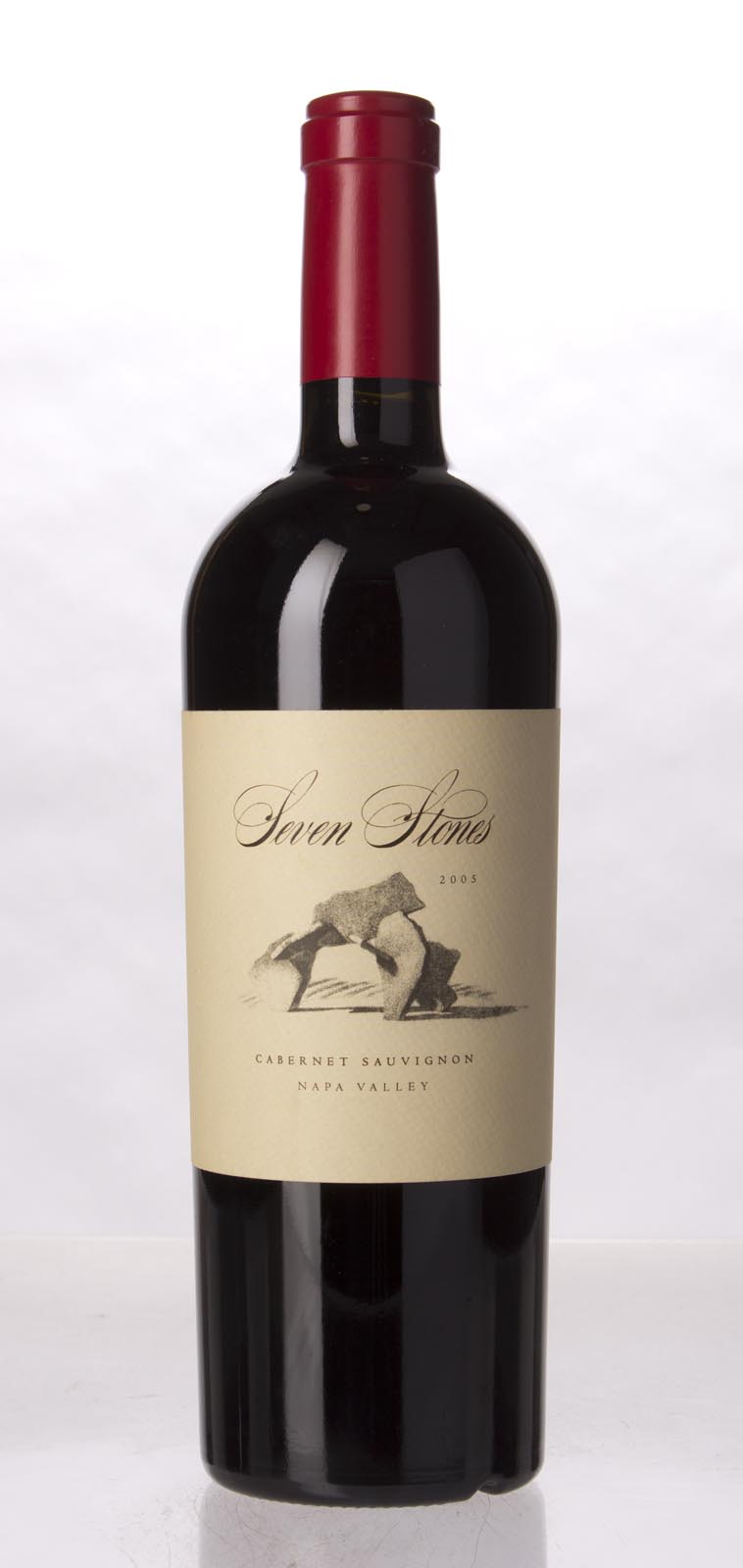 Seven Stones Cabernet Sauvignon Napa Valley 2005, 750mL (WA94, WS94) from The BPW - Merchants of rare and fine wines.