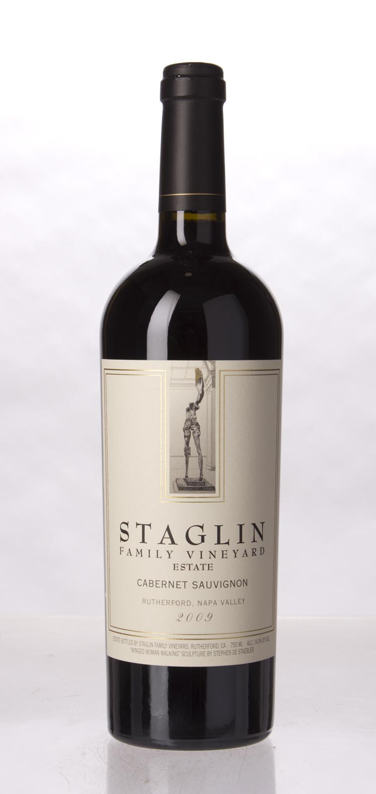 Staglin Family Vineyard Cabernet Sauvignon Rutherford 2009, 750mL (WA95) from The BPW - Merchants of rare and fine wines.