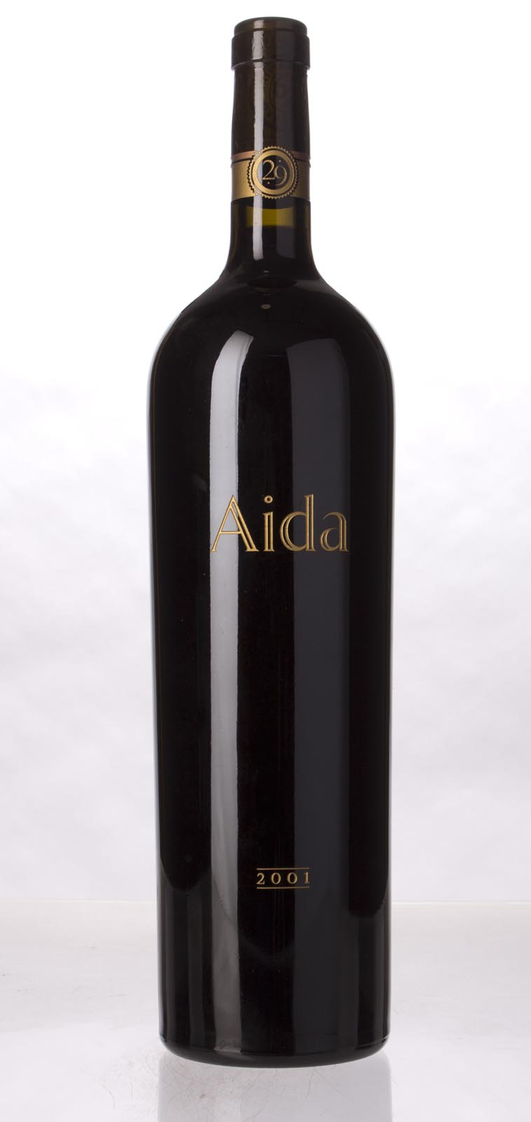 Vineyard 29 Proprietary Red Aida 2001, 1.5L () from The BPW - Merchants of rare and fine wines.