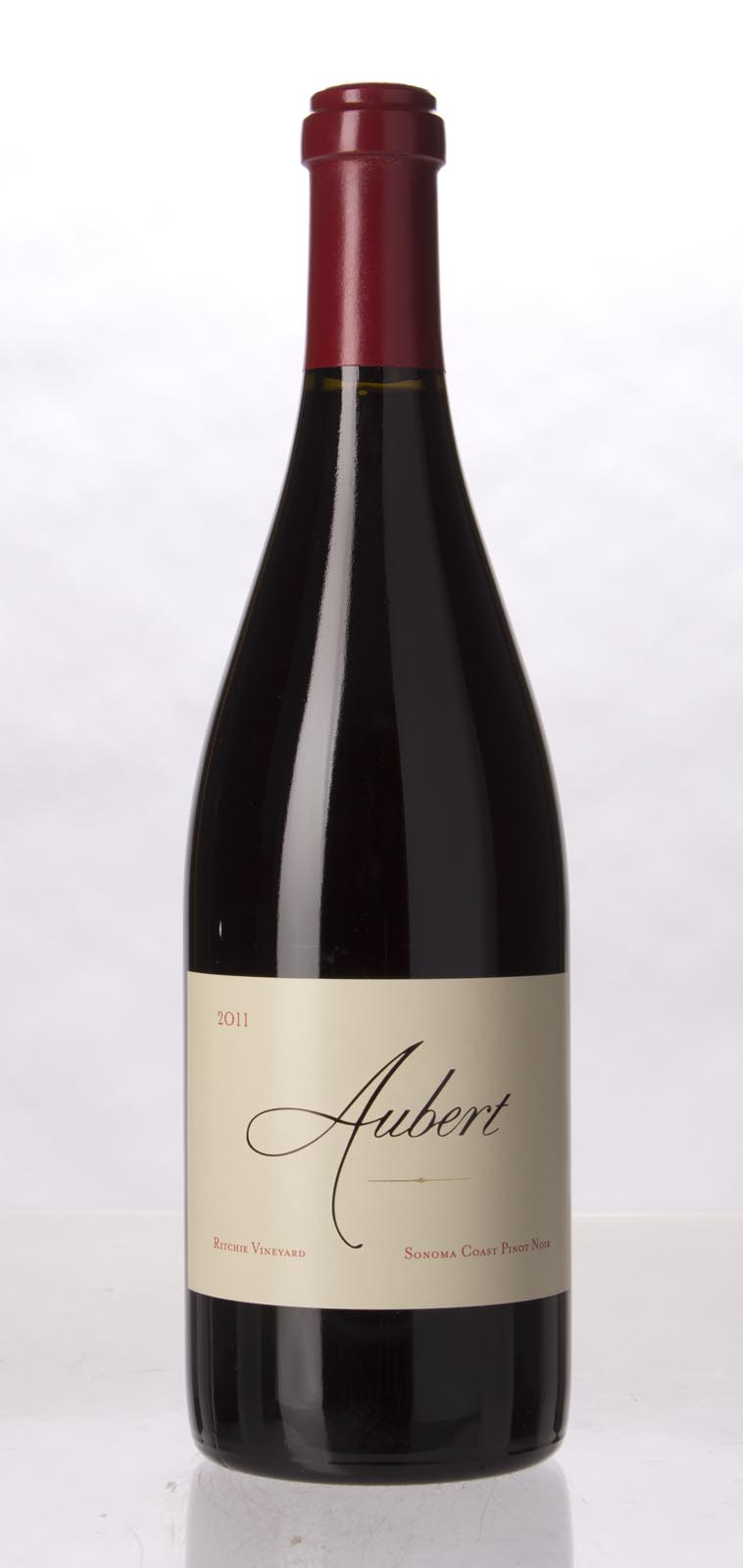 Aubert Pinot Noir Ritchie Vineyard 2011, 750mL (WA95) from The BPW - Merchants of rare and fine wines.