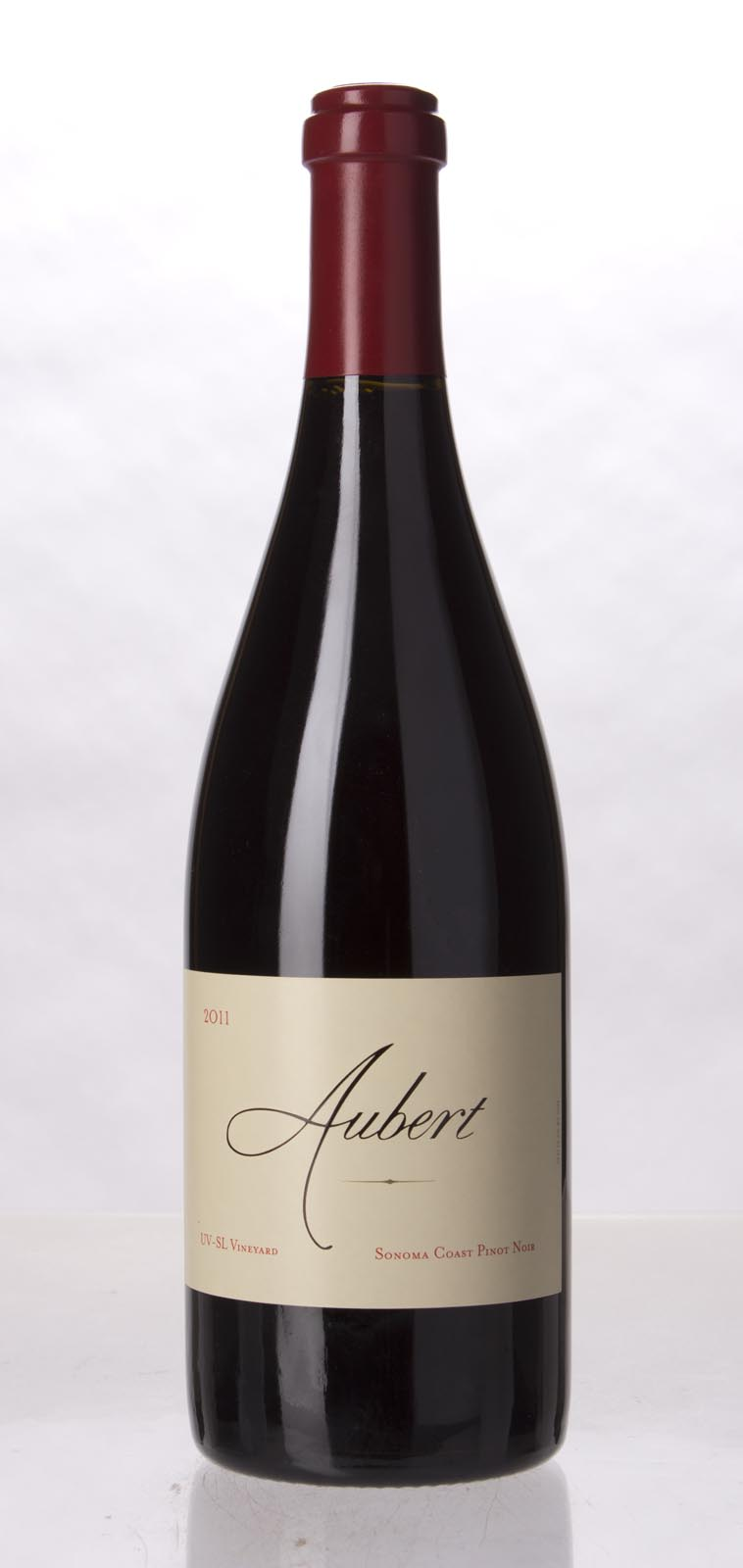 Aubert Pinot Noir UVSL 2011, 750mL (WA96) from The BPW - Merchants of rare and fine wines.